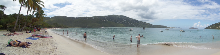 Magens Bay Panoramic