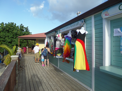 Coki Point beach shopping