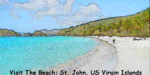 Trunk Bay St. John USVI